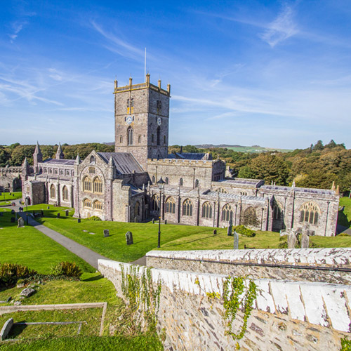 See Nearby St Davids City & Cathedral